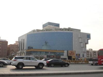 مبنى تهامة